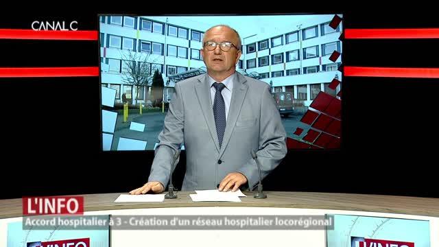 Namur - Création d'un réseau hospitalier namurois