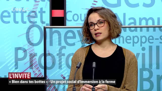 L'invitée: Caroline Mahieu