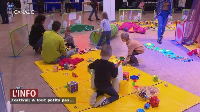 """Éghezée - Festival """"A tout petits pas""""..."""