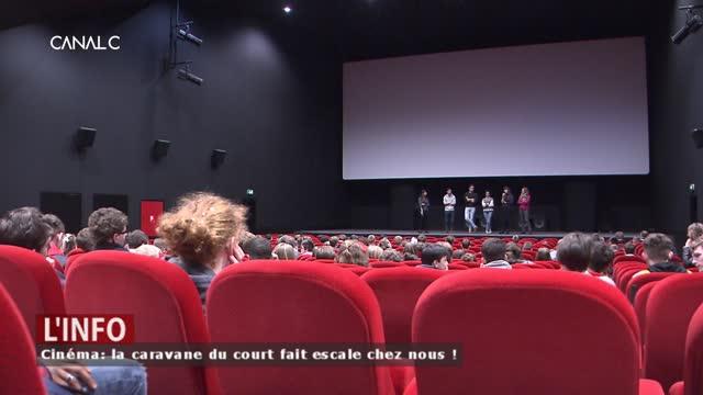 Namur - Cinéma: la caravane du court fait escale chez nous !