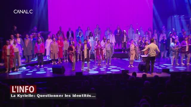 """Concert-spectacle - La Kyrielle présente """"Identités"""" à La Marlagne"""