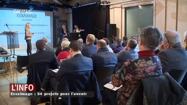 Essaimage : 54 projets pour l'avenir de l'Entre-Sambre-et-Meuse