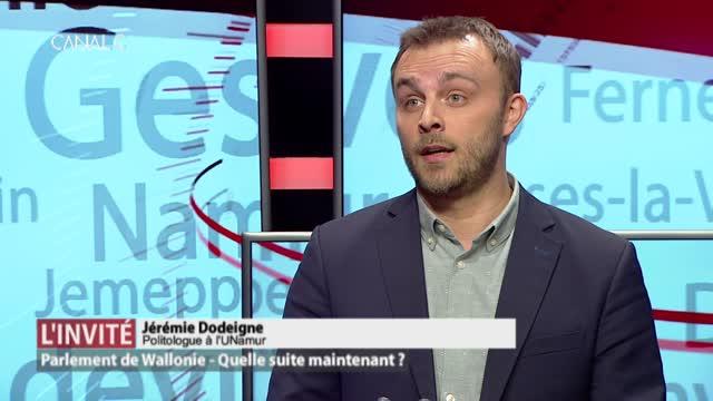 Notre invité: Jérémy Dodeigne, politologue à l'UNamur