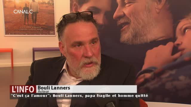 """Cinéma: Bouli Lanners dans """"C'est ça l'amour"""" de Claire Burger"""