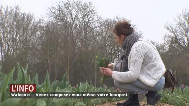 Walcourt – Venez composer vous même votre bouquet