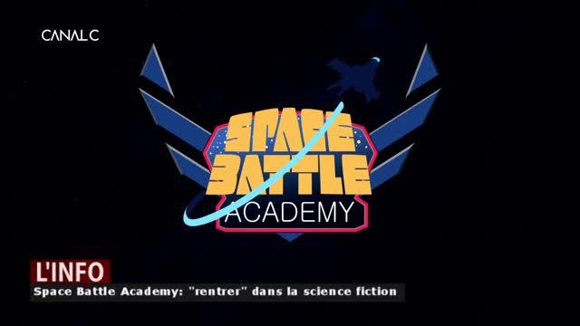 """Florennes - Space Battle Academy: pour """"rentrer"""" dans les films de science fiction"""