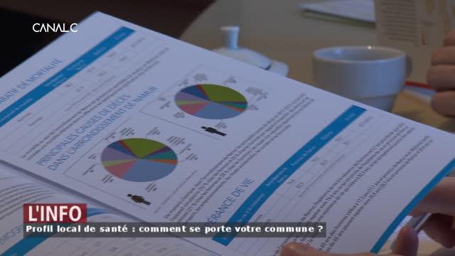 Namur - Profil local de santé: comment se porte votre commune ?