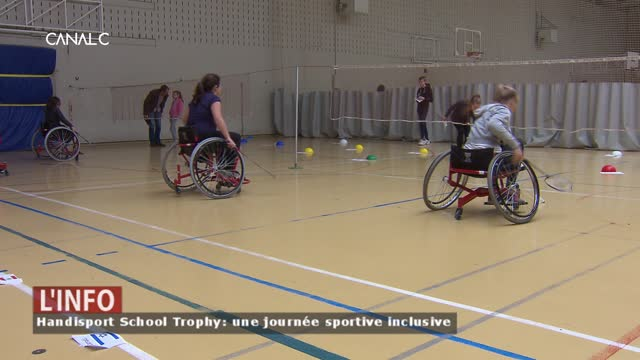 Handisport School Trophy: une journée sportive inclusive
