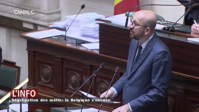La Belgique s'excuse pour les faits de ségrégation subie par les métis