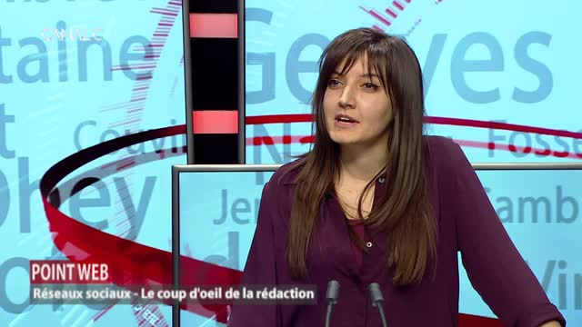 Point Web du 23 avril 2019