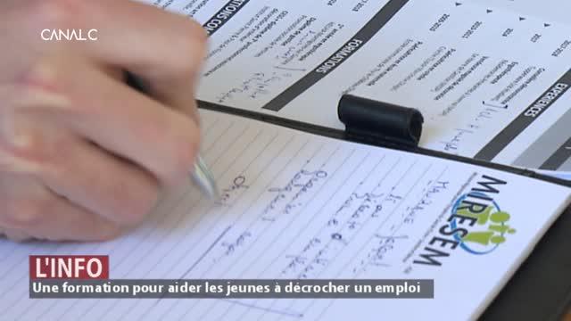 Une formation pour aider les jeunes à décrocher un emploi