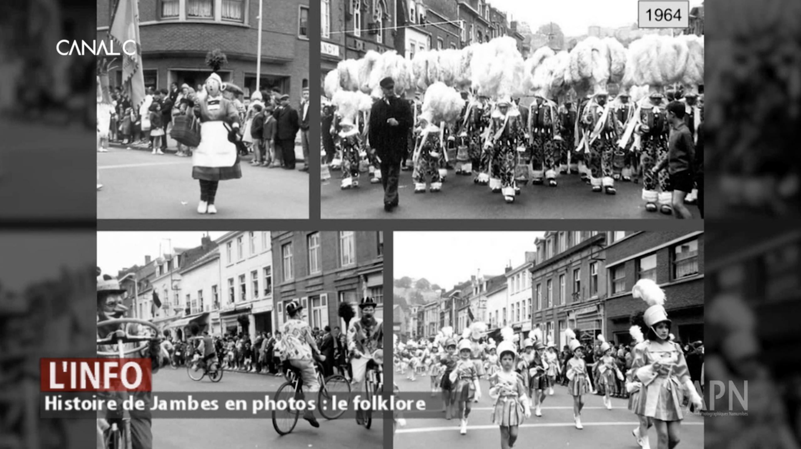 Archives Photographiques : Jambes en fête