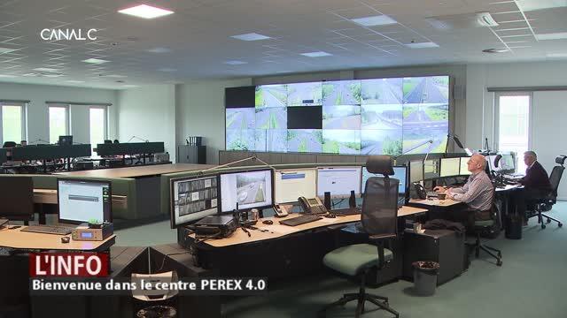 Centre PEREX de Daussoulx - Une gestion du trafic routier et fluvial 4.0