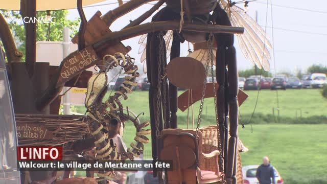 """Walcourt - """"Qu'est-ce qu'on fête"""" à Mertenne : un peu de tout !"""