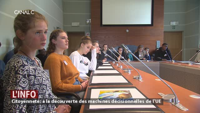 Citoyenneté: à la découverte des machines décisionnelles de l'Union européenne