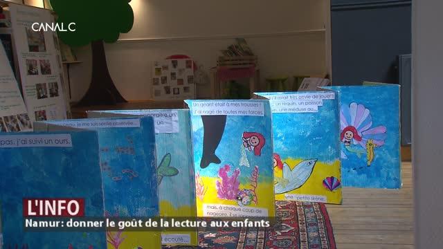 Namur - Le festival des jeunes lecteurs accueille 126 classes pour sa deuxième édition
