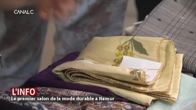 Namur - Premier salon de la mode durable: pour s'habiller écologique et éthique