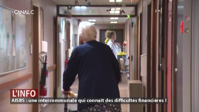nquiétude financière pour une intercommunale qui gère des maisons de repos !