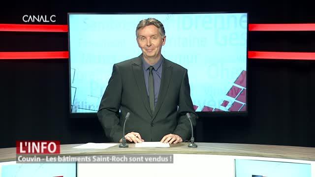 l'ancienne fonderie couvinoise Saint-Roch a un nouveau propriétaire