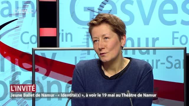Notre invitée: Maya Dubuisson, directrice artistique du Jeune Ballet de Namur