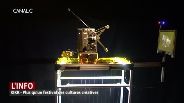 Le KIKK: plus qu'un festival des cultures créatives