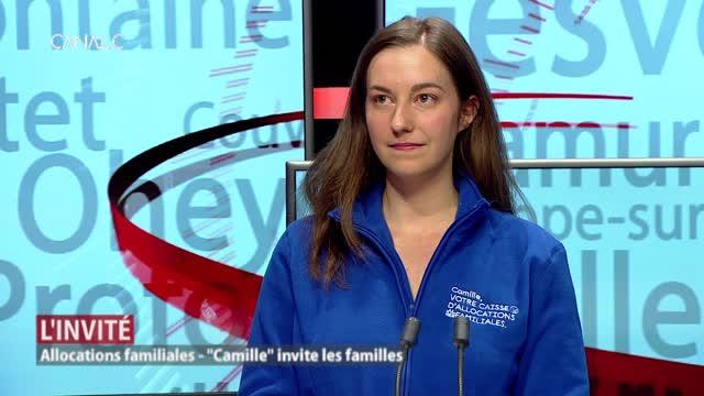 """Notre invitée: Natacha de Hepcée, chargée de communication de """"Camille"""""""