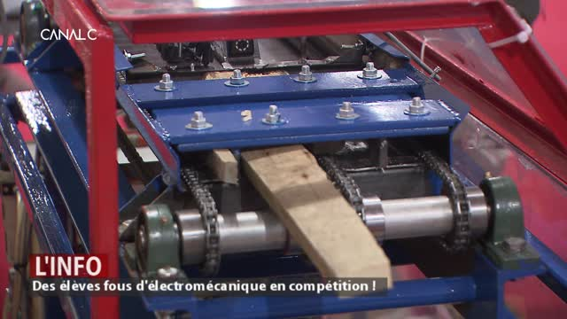 L'Electromecanix Challenge : Un concours pour de jeunes inventeurs de machines
