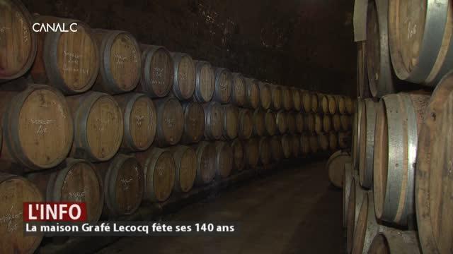La maison Grafé Lecocq fête ses 140 ans