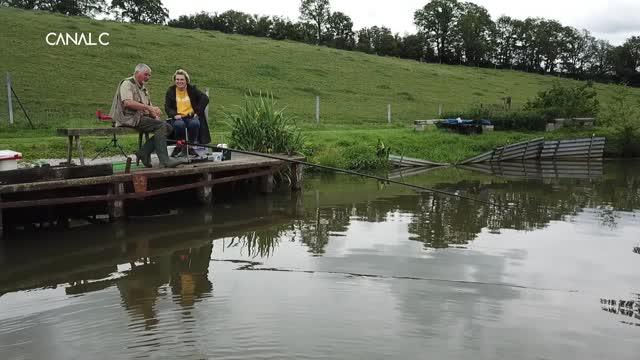 pêche à Silenrieux