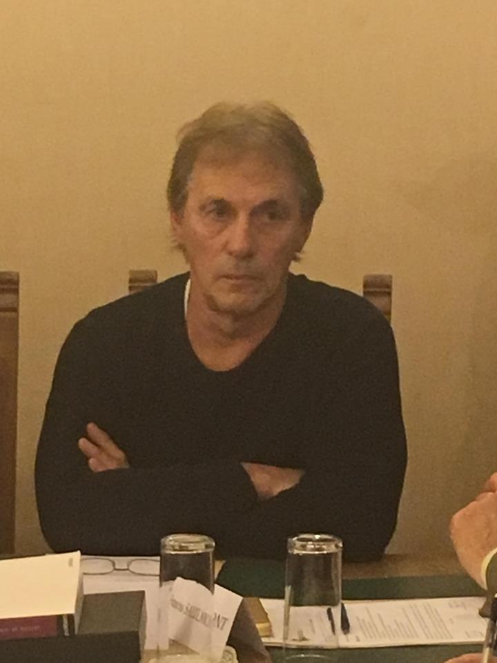 4e échevin, Bernard Gilson (CVN)