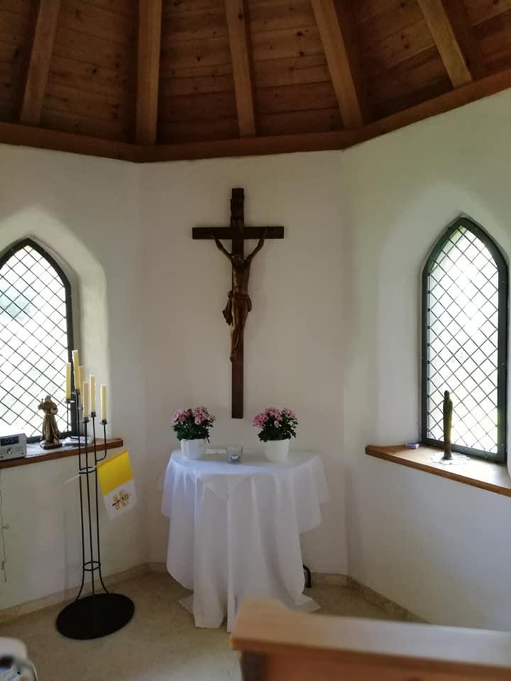 chapelle intérieur