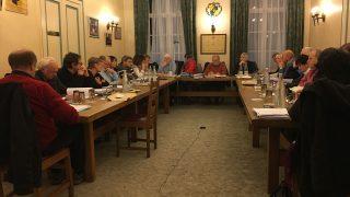Conseil communal de Couvin