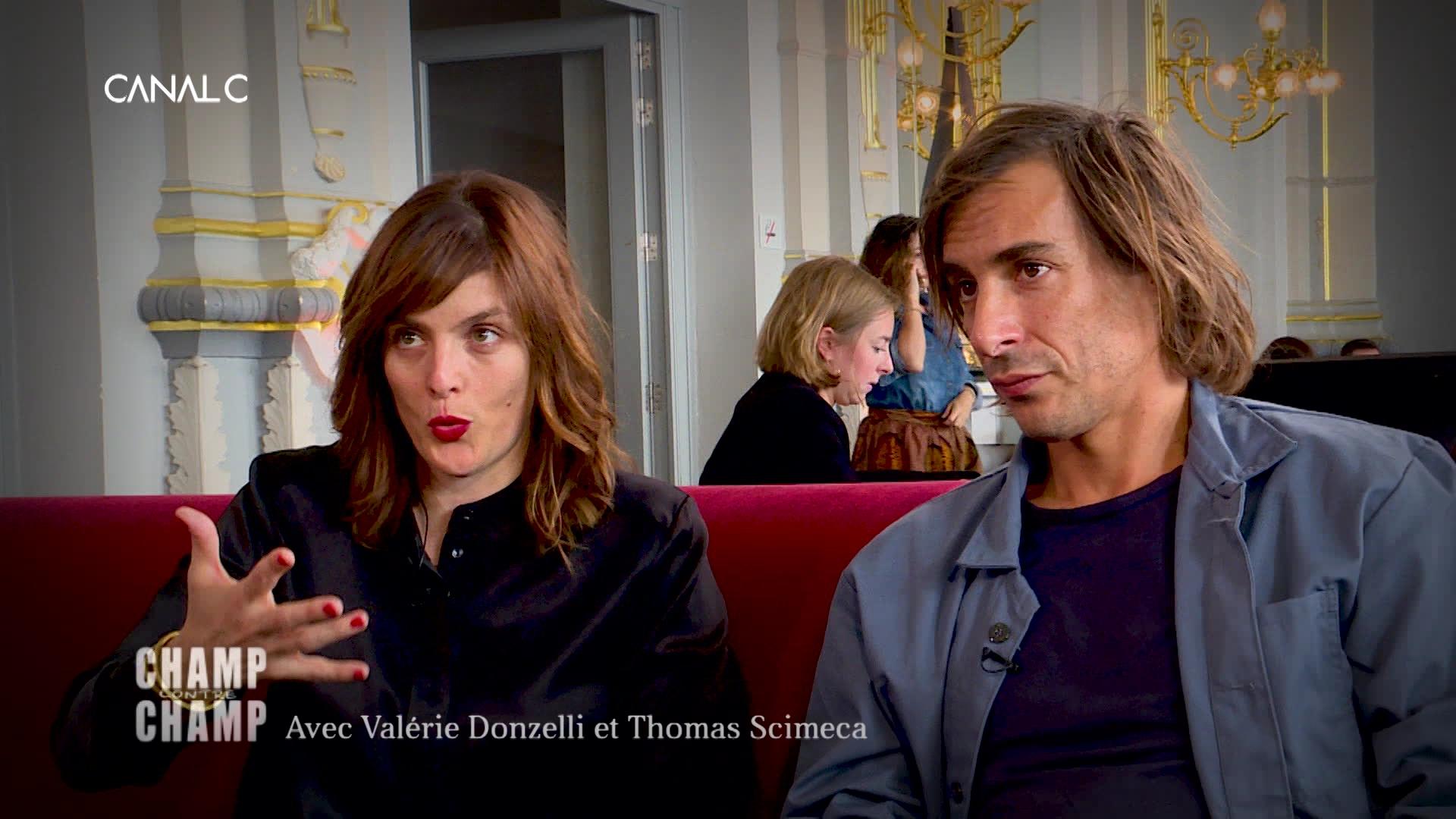 Valérie Donzelli et Thomas Scimeca