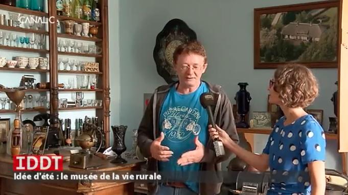 Le Musée de la vie rurale à Cul-des-Sarts