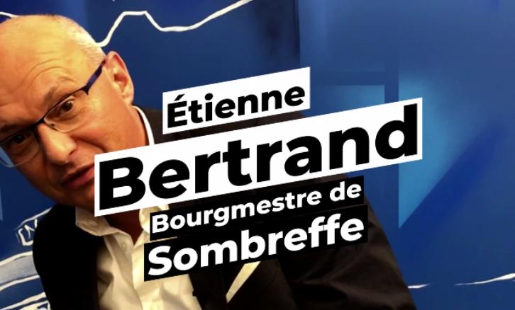 Etienne Bertrand, bourgmestre de Sombreffe