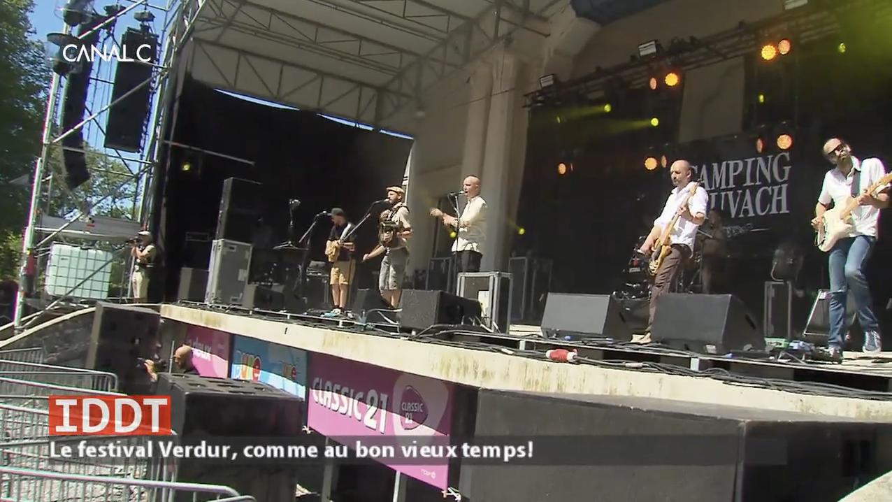 Le Verdur Festival 2019