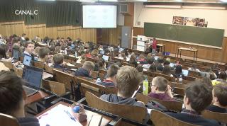 Auditoire université décret paysage