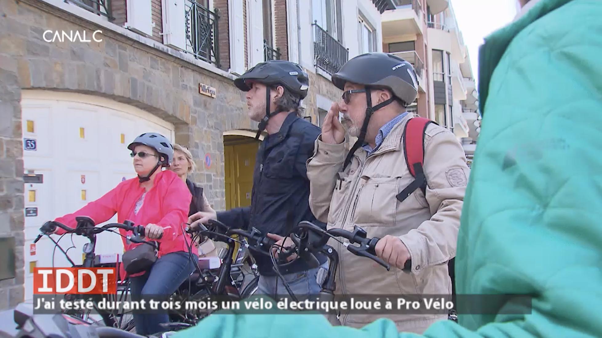 vélo électrique namur