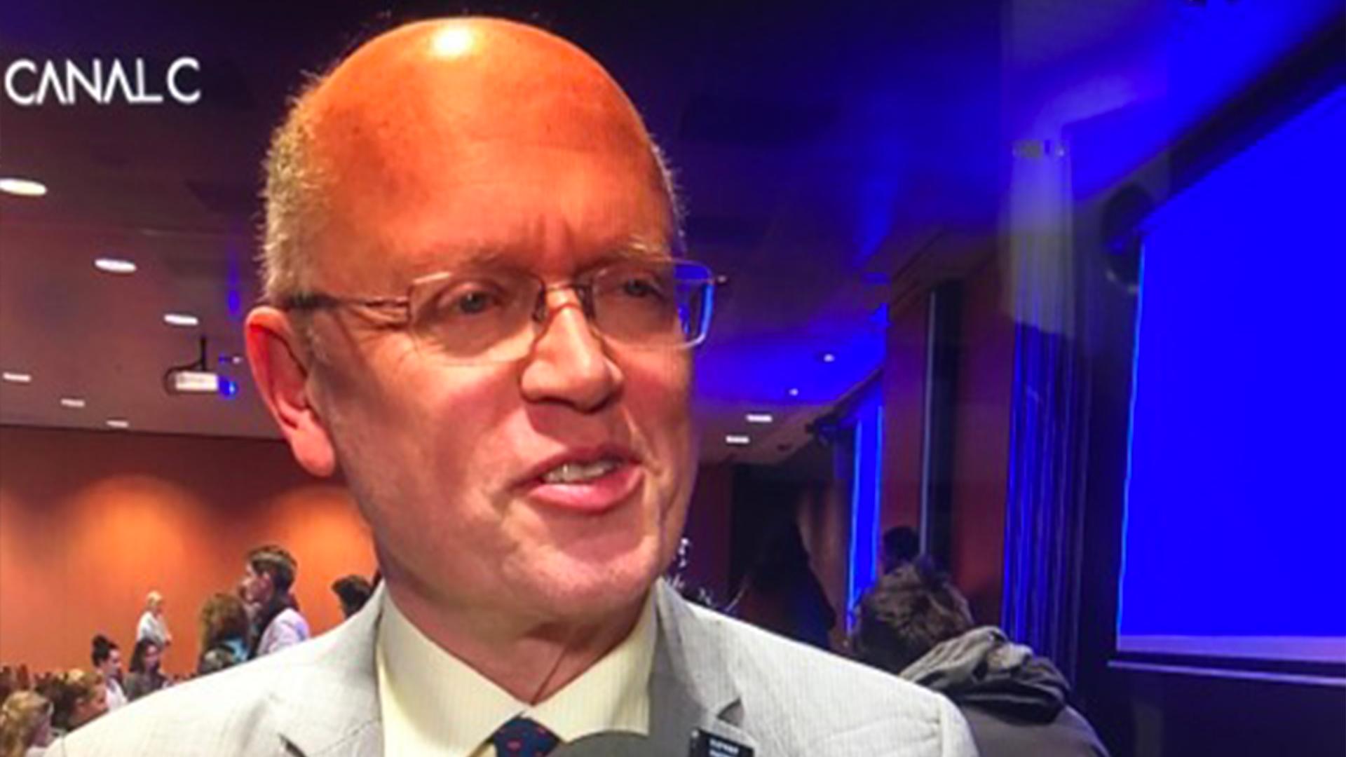 """Jean-Pascal van Ypersele : """"la plupart des responsables politiques n'ont pas lu le rapport du GIEC!"""""""