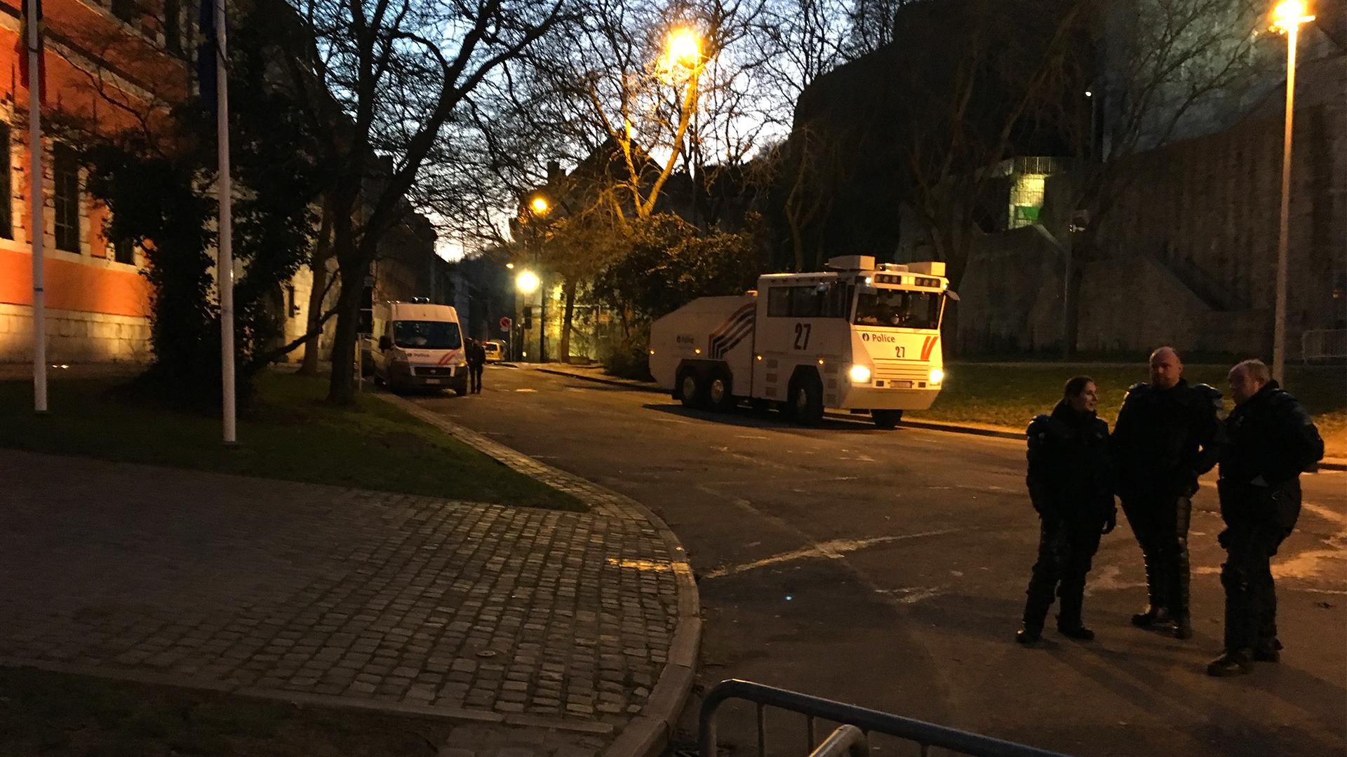 Manifestation des gilets jaunes: l'acte V des Namurois