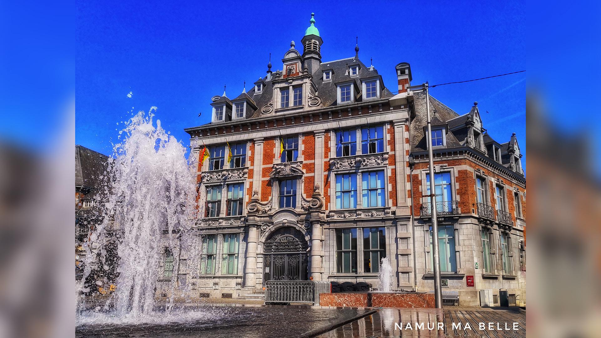 Place d'Armes ©Namur Ma Belle
