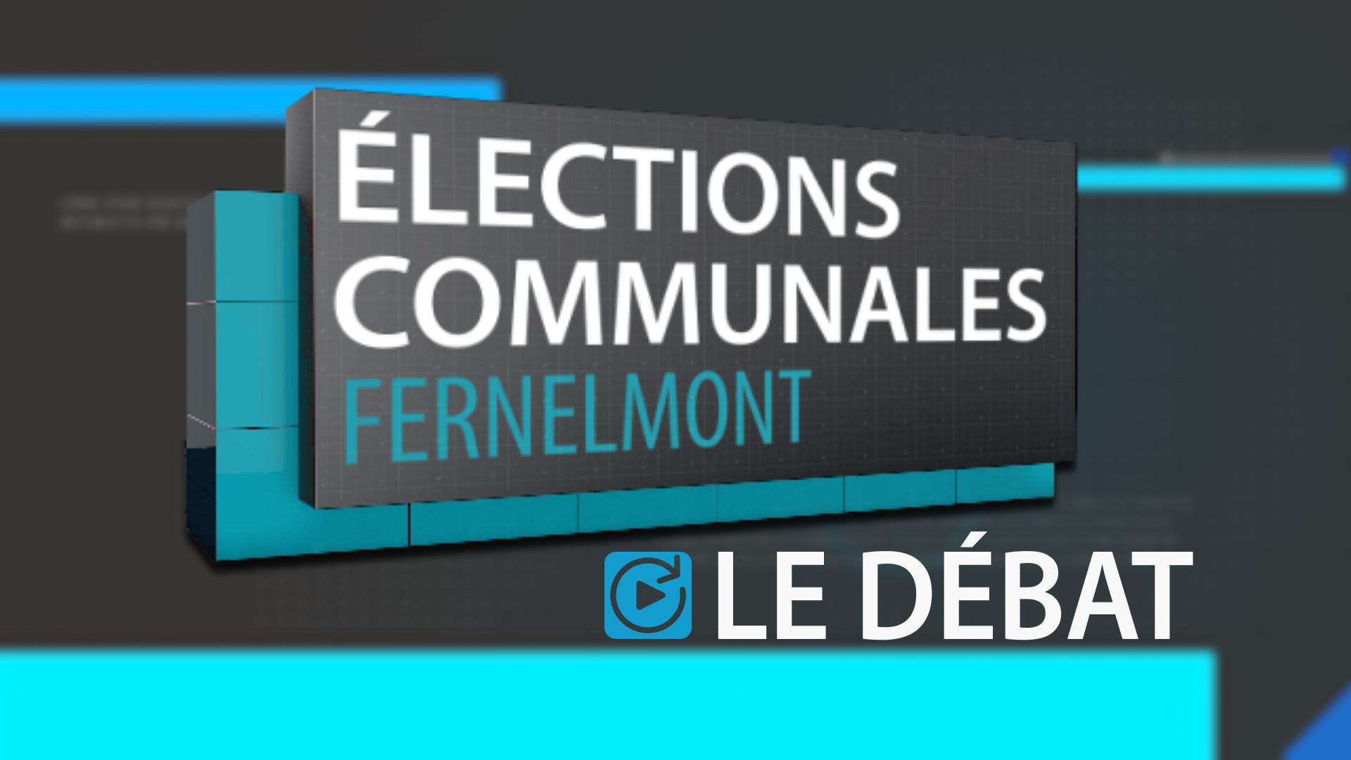 Communales 2018 : Fernelmont - Le débat
