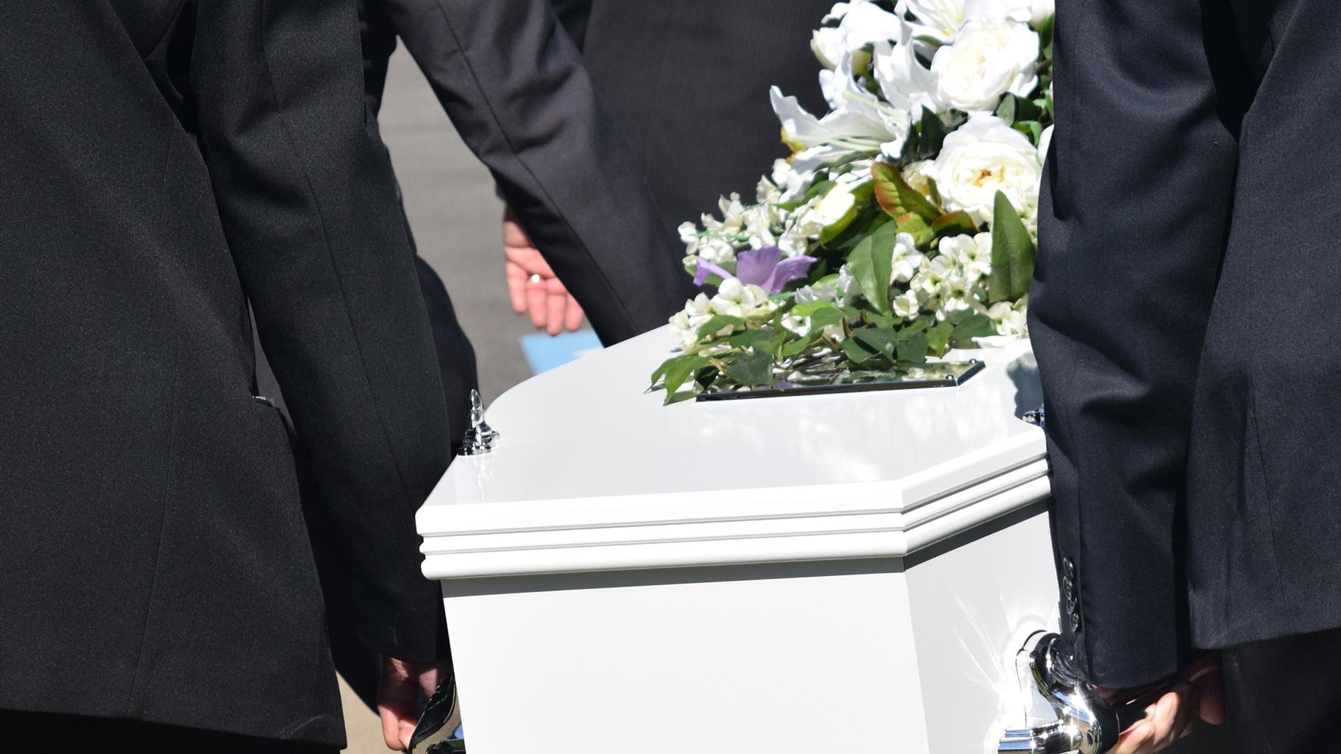 Dès le 15 avril, le carton et l'osier autorisés pour les cercueils en Wallonie