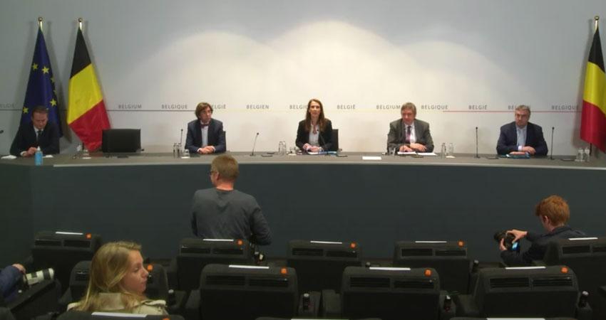 Conférence de presse CNS