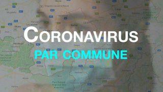 Par commune covid 19