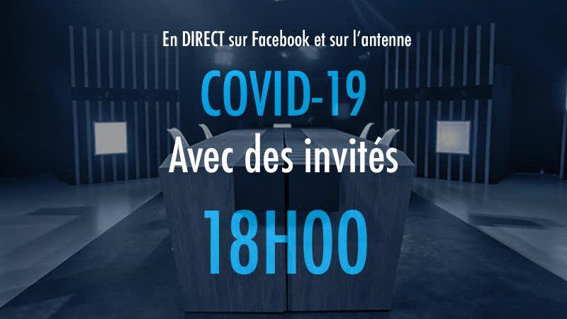 plateau débat invités 18h00