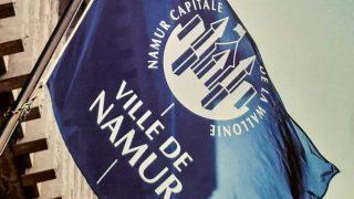drapeau ville de Namur