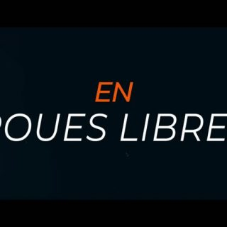 Logo en roues libres