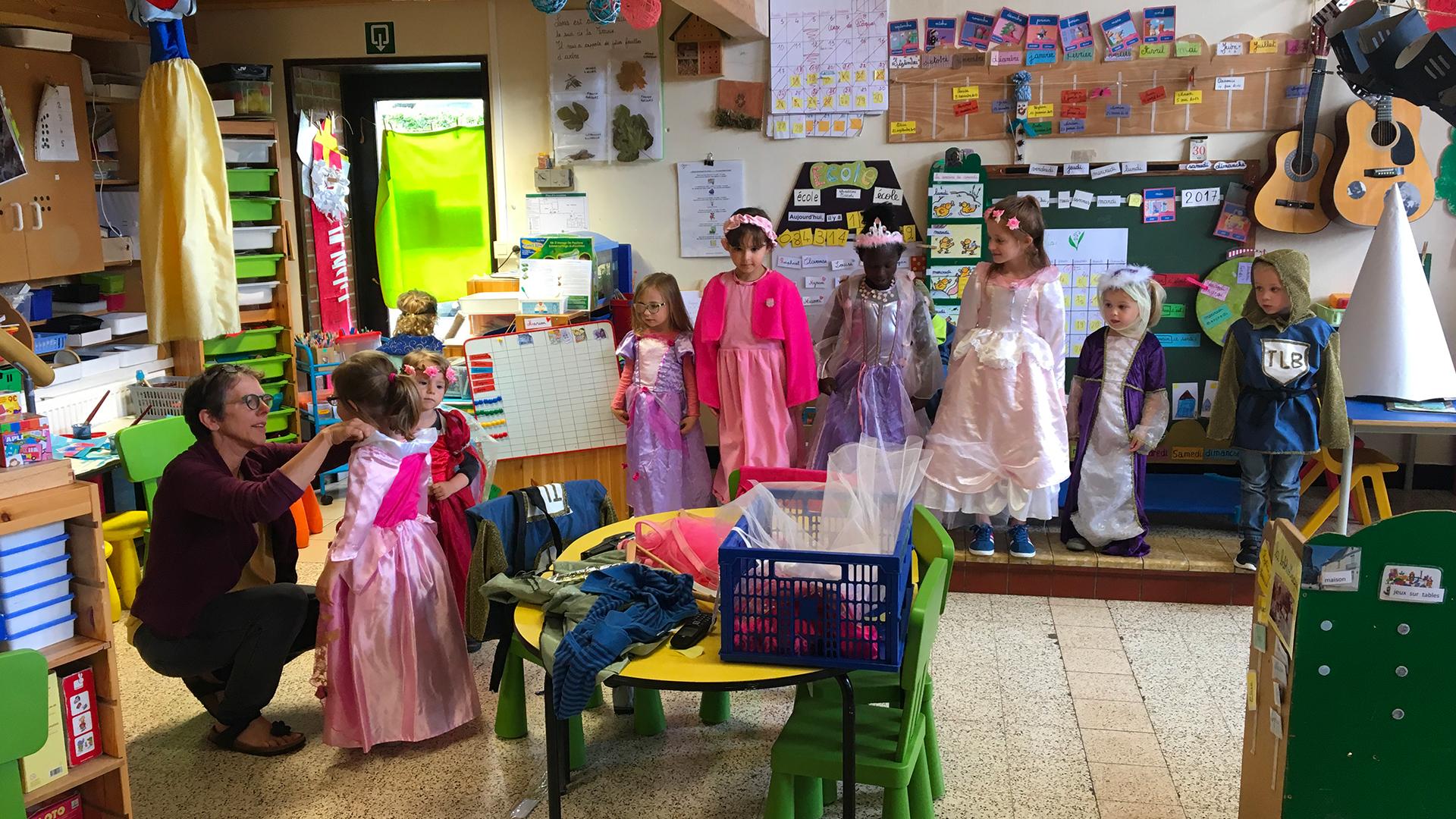 école Thy-le-Baudouin