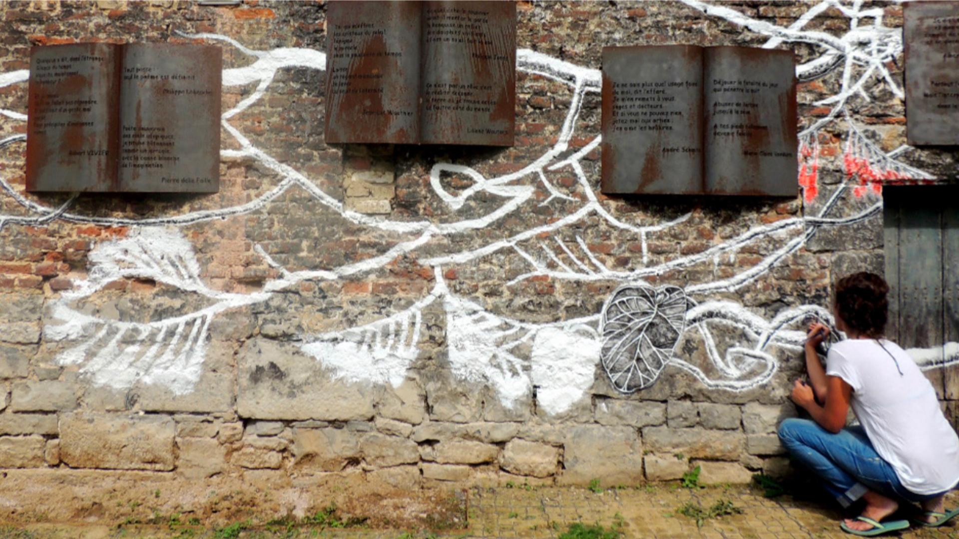 Fresque Namur